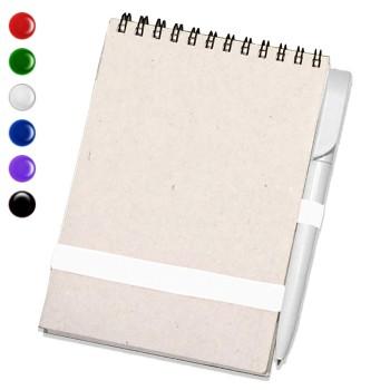 Эко блокнот A4+ручка